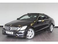 2013 MERCEDES E-CLASS E350 CDI BLUEEFFICIENCY SPORT COUPE DIESEL