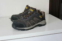 New Size 10 Stanley Steel Toe Shoes $60
