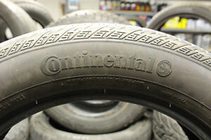 3 Continental Cross Contact LX Sport 255/50R19