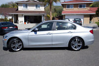 2013 BMW 3-Series 320i-Fully Loaded with Nav and 30000KM