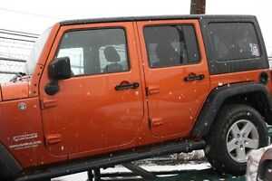 2011 Jeep Wrangler Unlimited Sport SUV, Crossover