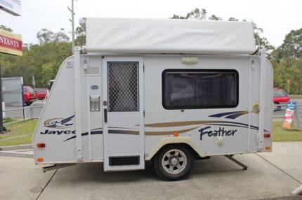 2007 Jayco Feather Pop Top Caravan Tweed Heads South Tweed Heads Area Preview