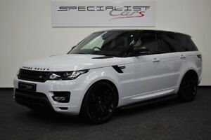 2015 Range rover sport v8 supercharged 510HP + 4yr warranty!!!