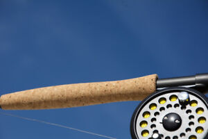 Like New • TFO 4 pc Fly Rod • Paid $278