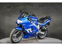 2002 02 TRIUMPH TT 600 600CC 0% DEPOSIT FINANCE AVAILABLE