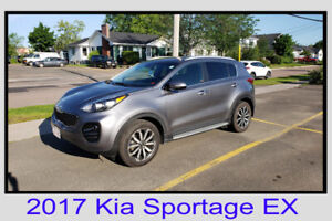 Low Mileage / One Owner 2017 Kia Sportage EX