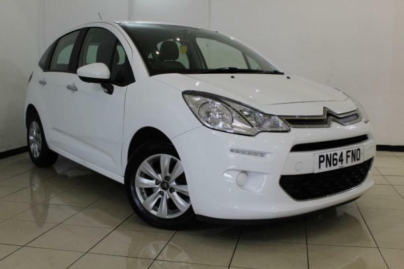 2014 64 CITROEN C3 1.2 VTR PLUS 5DR 80 BHP