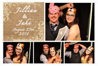 Photobooth Services, serving Southwestern Ontario