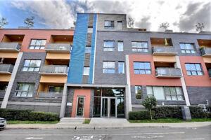 Ahuntsic: beau condo 2 chambres construction 2014