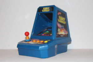 Space Invaders Excalibur Tabletop Mini Arcade Electronic Game