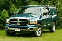 2006 Dodge Power Ram 1500 chrome Pickup Truck