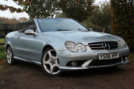 Mercedes-Benz CLK280 3.0 7G-Tronic AMG Sport BEAUTIFULY CHERISHED EXAMPLE