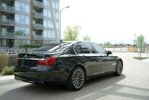 2009 bmw 750i  black Sell quick URGENT!