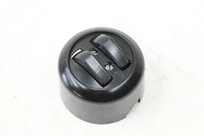 Old Toggle Switch Bakelite Light Switch round Exposed Series Switch Art Deco