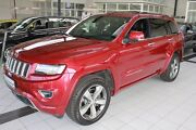 Jeep Grand Cherokee 3.0 MultiJet Overland 2014