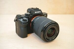 Sony A7ii Body With 28-70mm lens $1900.00 OBO