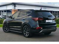 2017 Hyundai Santa FE 2.2 CRDi Blue Drive Wiggins Ed 5dr Auto [7 Seats] Estate D