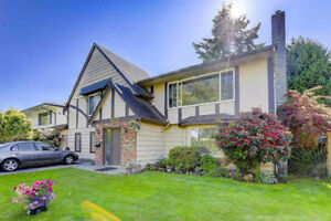 Spacious 4 Bedroom / 4 Bathroom House for Sale in Richmond BC