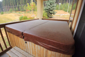 Hot Tub for sale in good working condition