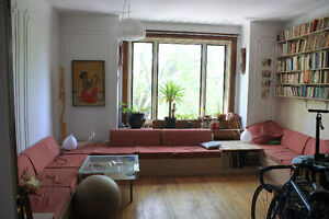 Chambre meublée 3 mois (juin)/ Sublet furnished room 525$