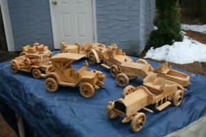 model antique cars
