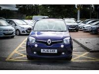 2016 16 RENAULT TWINGO 0.9 TCE Iconic 5dr [Start Stop]