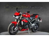 2016 16 TRIUMPH SPEED TRIPLE 1050CC