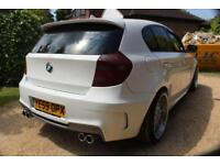 2009 59 BMW 1 SERIES 2.0 118D M SPORT 5D AUTO 141 BHP DIESEL