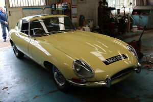 JAGUAR XKE / E-TYPE **WANTED** ANY CONDITION