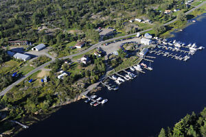 Marina for Sale in Northern Georgian Bay Ontario area