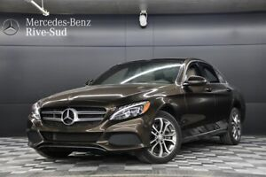 2016 Mercedes Benz C300 4MATIC Sedan