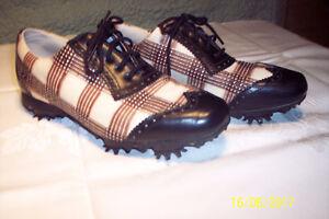 Chaussure de golf pour dame