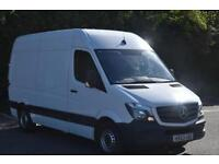 2.1 313 CDI 5D 129 BHP MWB HIGH ROOF DIESEL MANUAL VAN 2013