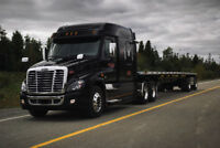 WANTED - FLATBED Transport Truck Driver