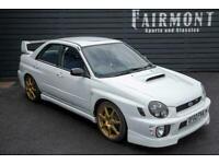 2002 Subaru Impreza WRX STI Type-RA Spec-C Hatchback Petrol Manual