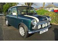 MINI COOPER 1.3I 2001 ONLY 54000 MILES COMPLETE WITH M.O.T HPI CLEAR INC WARRANT