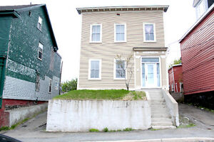 Beautiful character in this 2 family home in Uptown Saint John