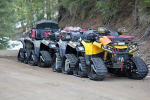 Buy tracks and we will ship anywhere in AB,SK,BC,MB for $50