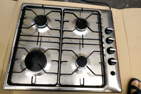 Electrolux gas built in hob
