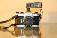 Asahi Pentax Spotmatic F 35mm SLR, Slide Copier, 2 Bellows U