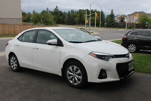 2014 Toyota Corolla Sport Sedan, LOW Mileage, Extremely Clean