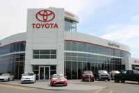 Exclusive Sales Opportunity at South Pointe Toyota