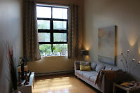 Gorgeous, furnished, 1 bed/1 bath, Little Italy