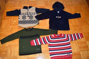 A montreal, rosemont. Veston, vest, chandail, pull en laine pour