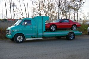 1982 GMC TOWING DECK TRUCK