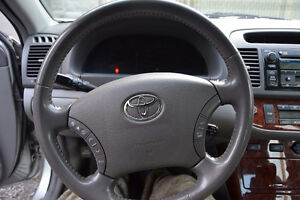 2005 Toyota Camry Leather Package