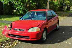 1997 Honda Civic DX Hatchback