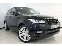 2014 14 LAND ROVER RANGE ROVER SPORT 3.0 SDV6 AUTOBIOGRAPHY DYNAMIC 5D AUTOMATIC