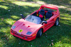 Buddy L 1996 Ferrari F40 Limited Edition