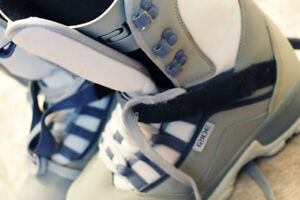 Mens Ride Boots and Bindings *very good condition